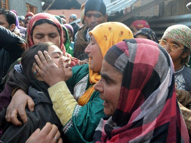 protests erupt as eight year old kashmiri girl found raped murdered in iok