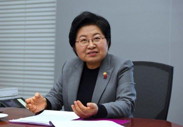 the woman battling south korea s birth strike