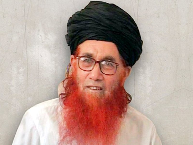 waging war against pakistan army is haram sufi muhammad