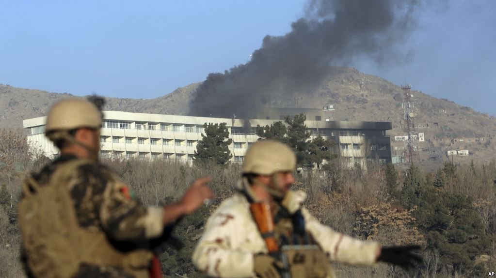 afghanistan searches for answers to deadly hotel attack
