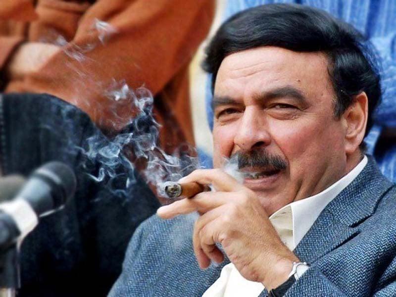 my resignation won t make a big difference in national politics sheikh rashid