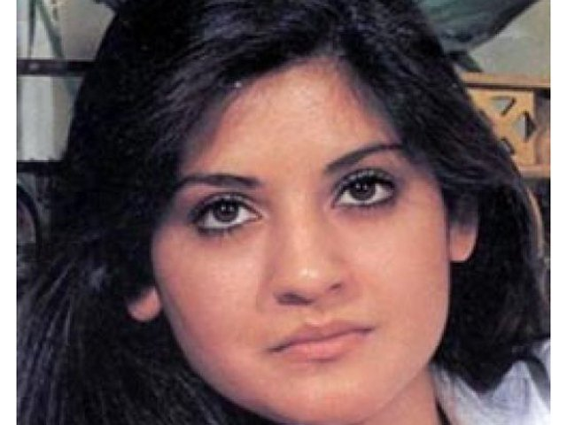 fall in love with nazia hassan once again