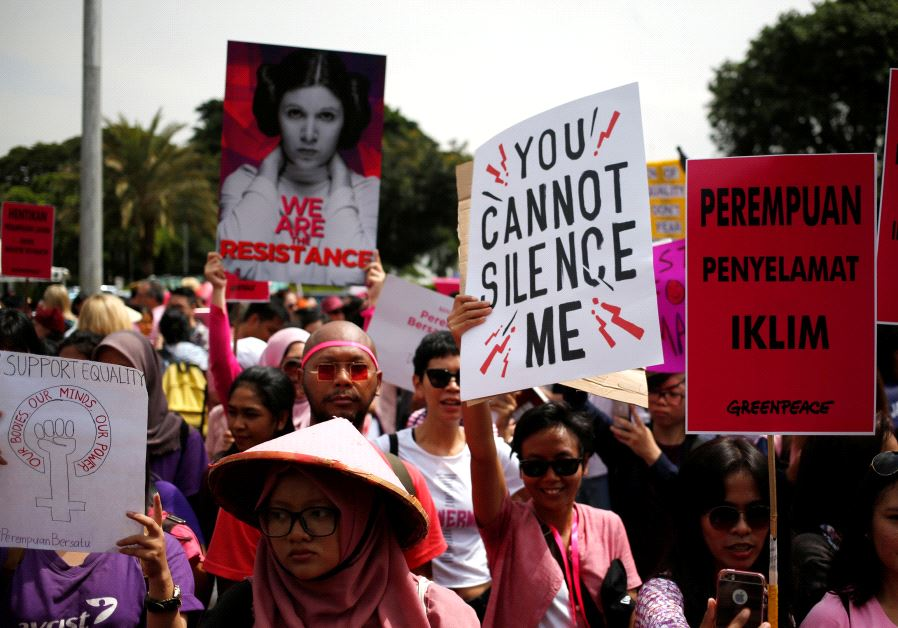 Indonesian activist jailed for spreading communism,PHOTO:REUTERS
