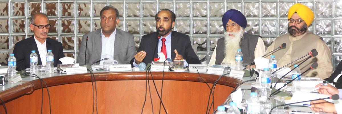 speakers praise ambedkar s struggle for equal rights