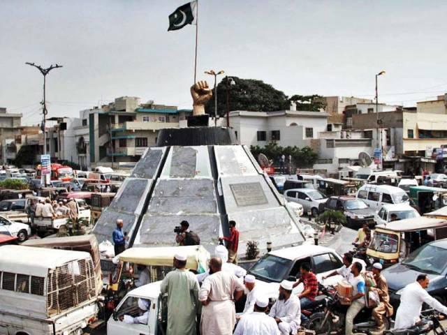 once undeclared ruler mqm p now struggling to find shelter even in karachi