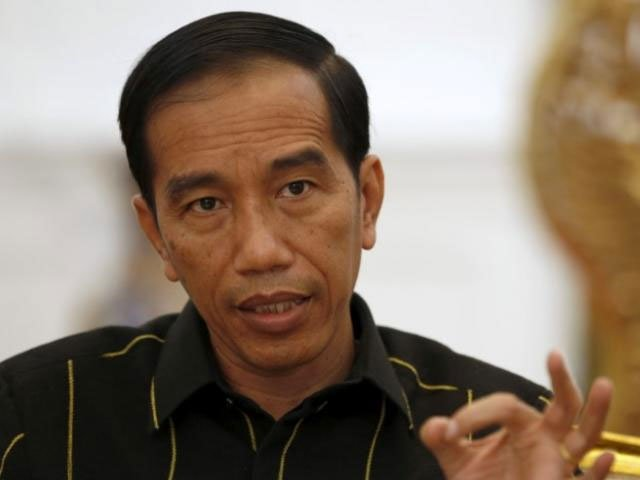 Indonesian President Joko Widodo. PHOTO: Reuters/FILE