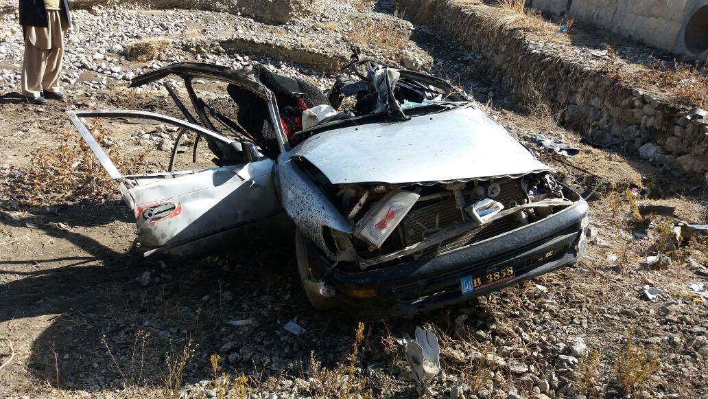 eight members of a family killed in kurram agency landmine blast