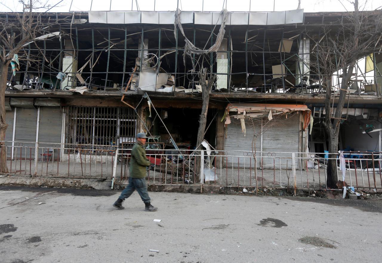 us sees haqqani network behind ambulance bombing in kabul