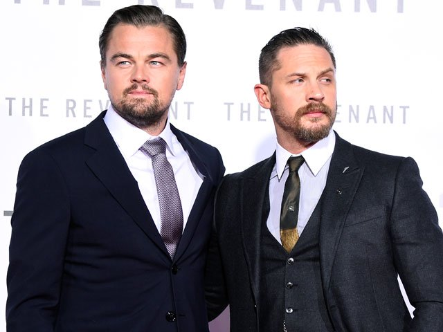 tom hardy loses a bet to leonardo dicaprio gets his name tattooed
