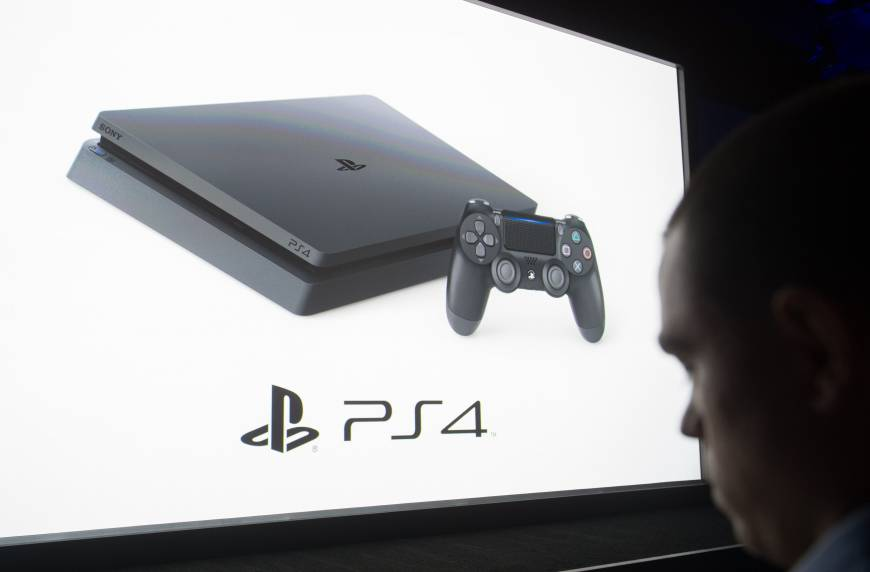 sony 039 s ps4 console has nearly outsold its predecessor photo afp