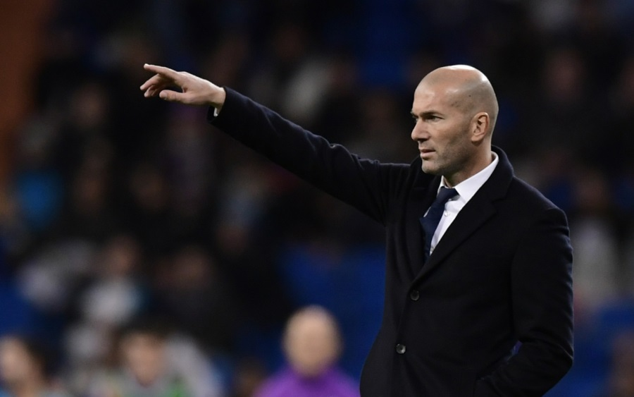continuing momentum real madrid have been knocked out of the copa del rey and are 19 points behind league leaders barcelona but manager zinedine zidane will be hoping that his team will continue their run of two victories where they scored 11 goals in total photo afp