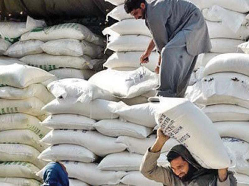 later the current government allowed export of 1 5 million tons but by that time prices of sugar had come down to 350 per ton of this only 0 5 million tons have been shipped so far photo file