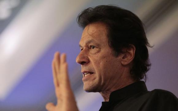 PTI chief Imran Khan. PHOTO: REUTERS