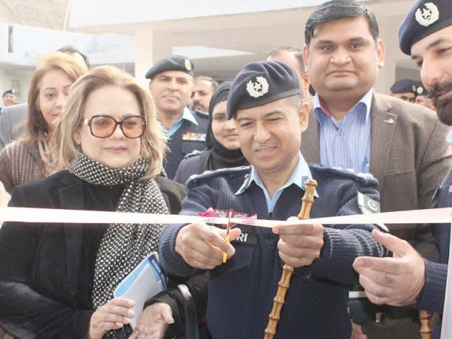 ig sultan azam temuri inaugurates women and children centre earlier in january photo nni file
