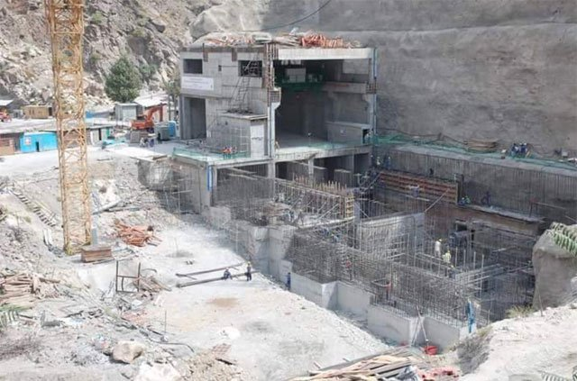 first unit of project only to provide electricity to chitral adjoining areas photo twitter emerging pakistan