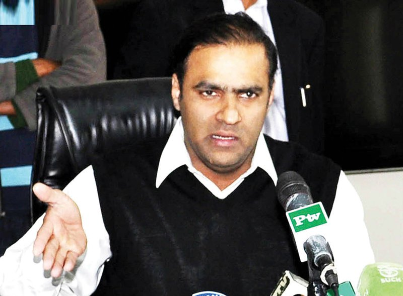 will personally hit with slippers those who disrespect parliament abid sher ali