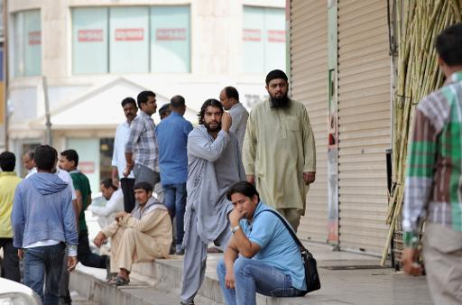 libya incident claimed lives of several employment seeking pakistani citizens photo afp file