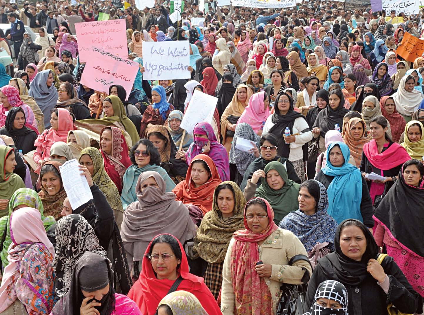 fear of being fired 16 000 staff of literacy department all set to protest on february 8