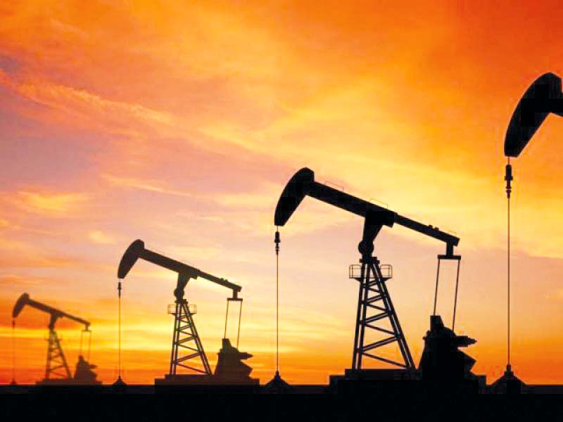 the sbp and jp morgan recently anticipated that the price of international oil benchmark brent crude oil would reach 70 per barrel in the next six months photo file
