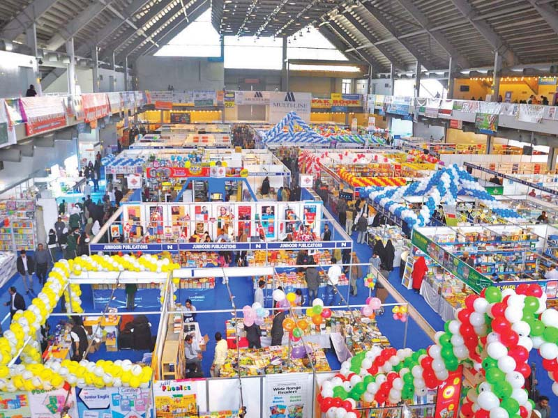 32nd lahore international book fair concludes