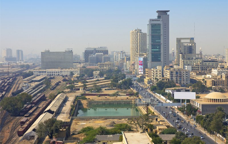 no progress made in development package for karachi announced by centre