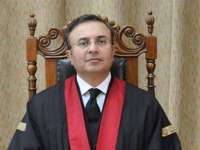 justice mansoor ali shah previously served as lhc chief justice photo file