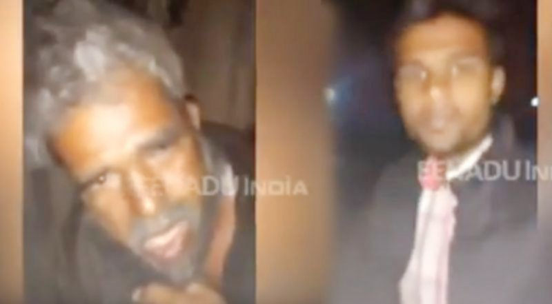muslim man in india slapped 25 times forced to say jai shri ram