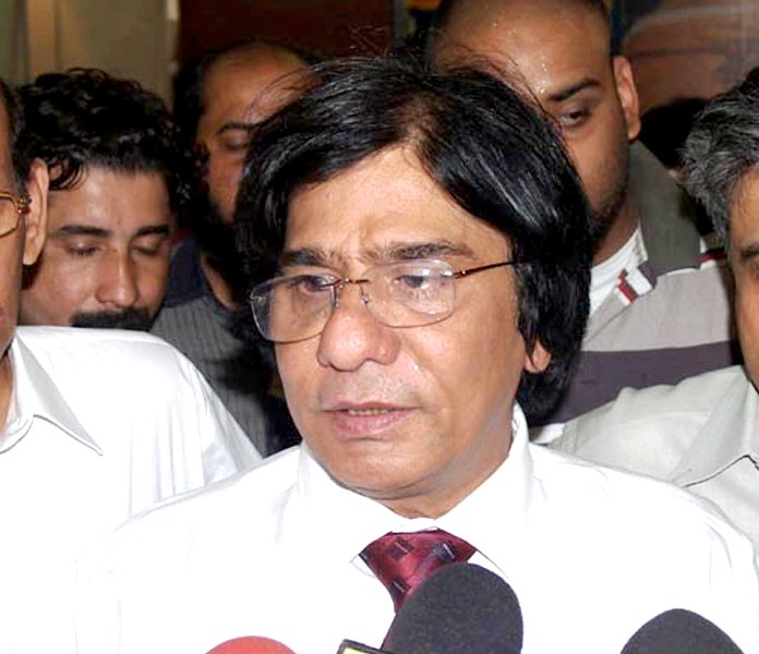 mqm leader rauf siddiqui photo express
