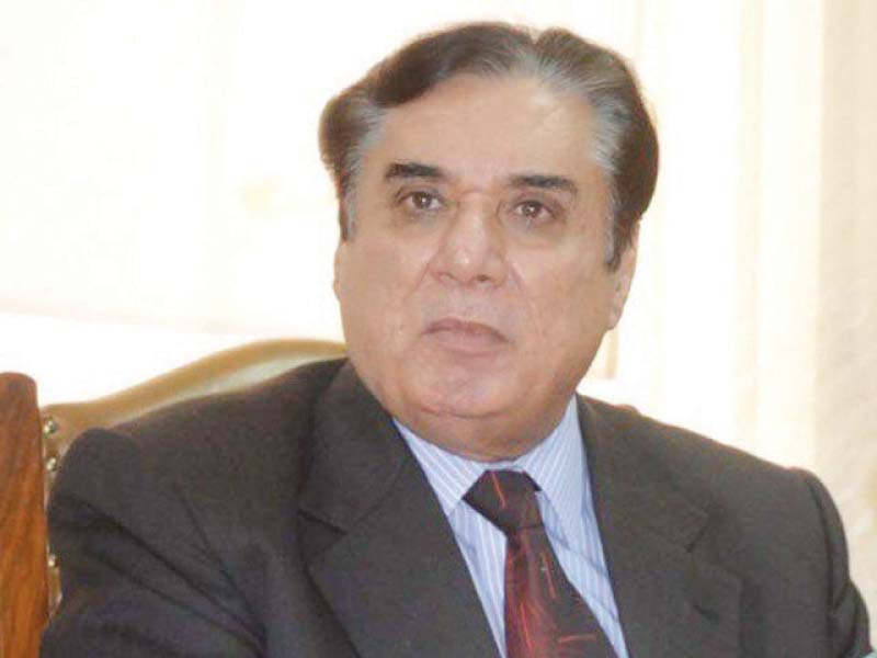justice retd javed iqbal photo file