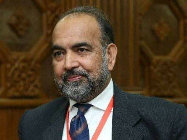 the council of islamic ideology cii chairman dr qibla ayaz photo courtesy facebook