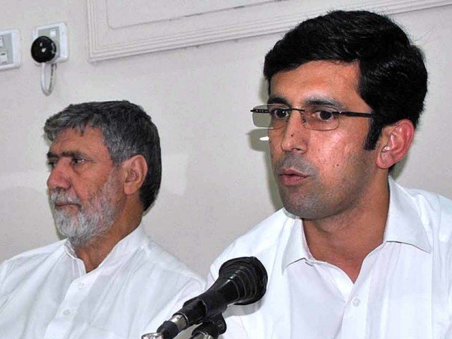 minister for health and information technology shahram khan tarakai photo app file
