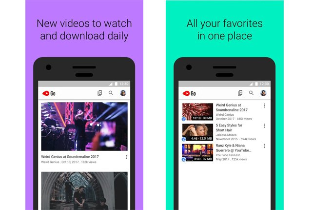 youtube has launched its new app version 039 youtube go 039 in pakistan photo youtube