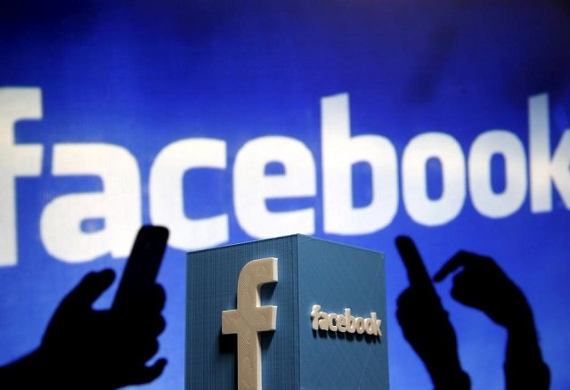 a 3d plastic representation of the facebook logo is seen in this illustration photo may 13 2015 photo reuters