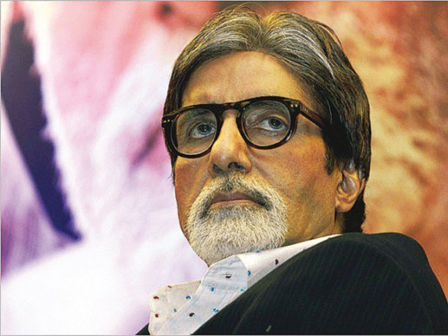 amitabh bachchan admitted to mumbai hospital