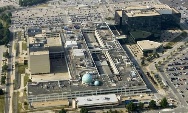 the united states national security agency nsa headquarters in fort meade maryland a suburb of washington dc photo afp paul j richards