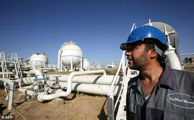 low prices for oil such as from iraq 039 s bai hassan field shown here on october 19 2017 have dented the finances of arab oil exporters photo afp