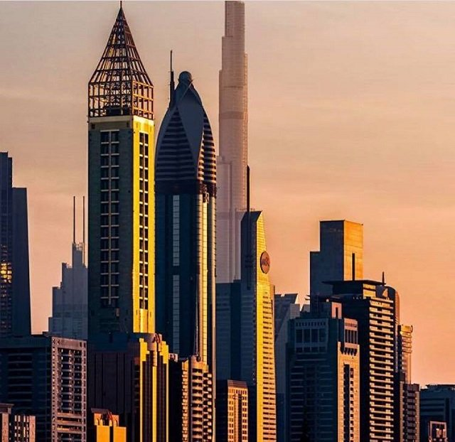 after highest building world s tallest hotel opens in dubai tomorrow