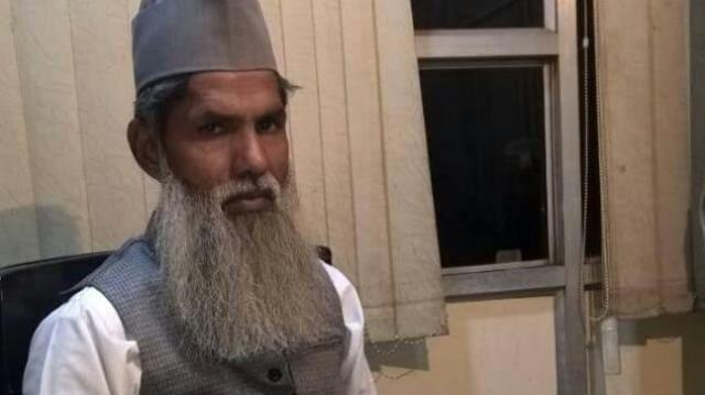 i realised that i had taken law in my hands and violated the constitution of india guilty i embraced islam says mohammed aamir photo courtesy india today
