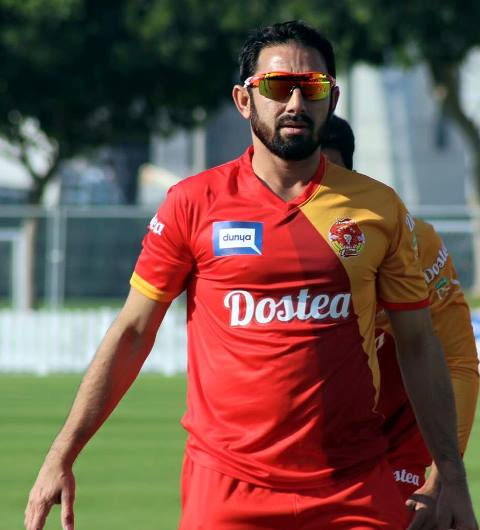 saeed ajmal believes psl should be brought back to pakistan completely so the cricket fans can watch their favourite stars play in front of them photo courtesy islamabad united