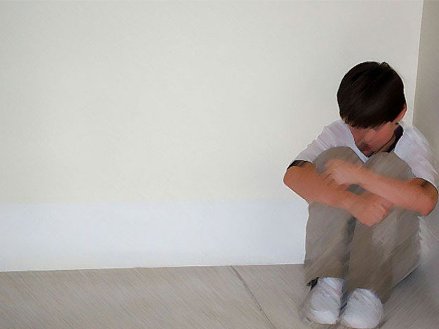 a 14 year old teenager claims he was raped by policemen photo stock image