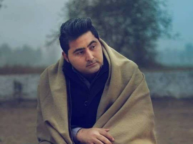 the 23 year old student of journalism at awku was shot dead and brutally lynched on campus last year photo mashal khan facebook