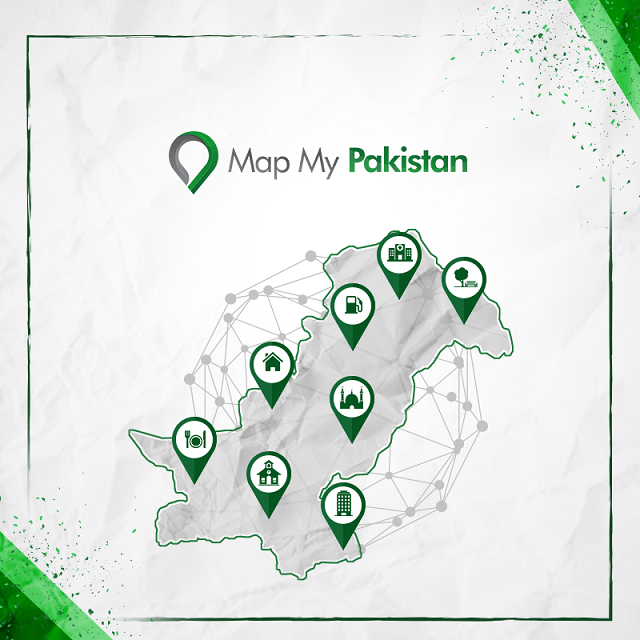 tpl has successfully concluded its first phase of 039 map my pakistan 039 campaign photo tpl maps