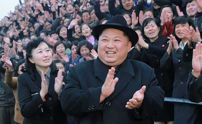 kim jong un gave quot important instructions quot for measures to maintain the atmosphere of conciliation photo file photo