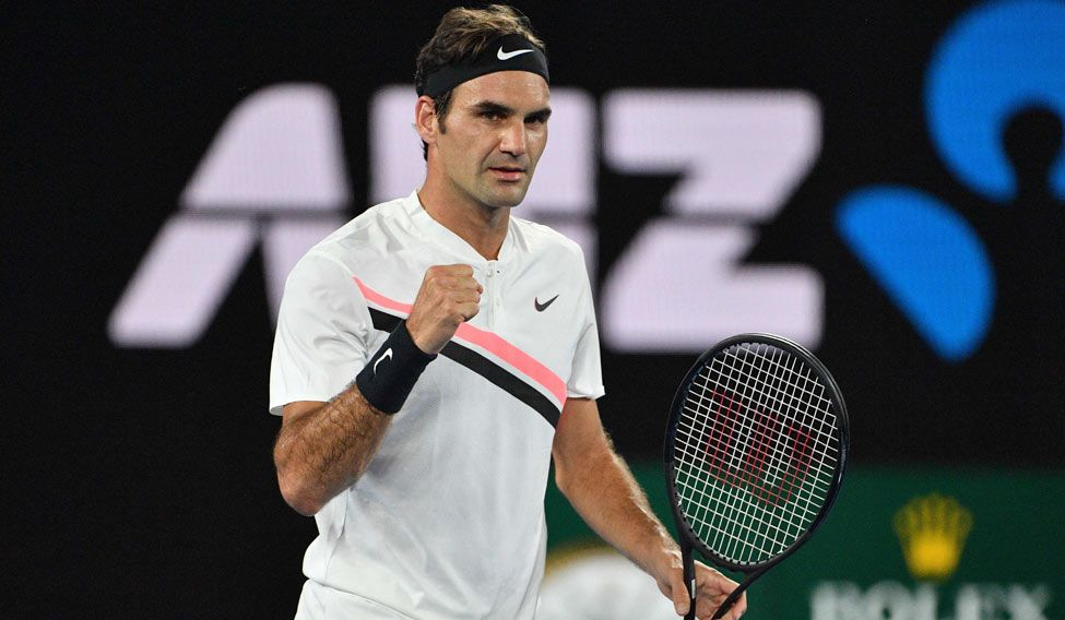 federer is on the brink of making yet more tennis history as he aims to become the sport s oldest world number one photo afp