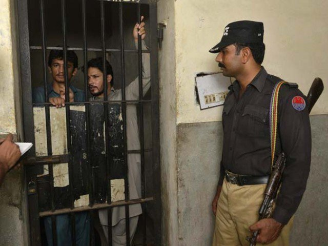 atc also imposes a fine of rs300 000 on each of the convicts photo afp