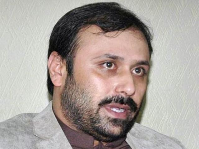deputy speaker sardar sher ali khan gorchani photo file
