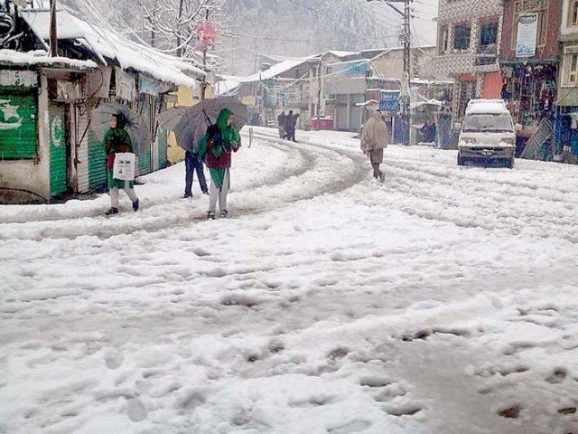 rain snow claim five lives in k p
