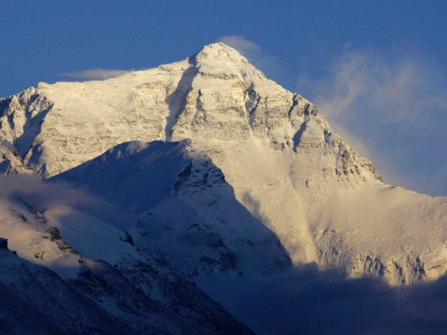 lama geshe was a fixture of the everest climbing community and few would dare attempt to climb the fabled 29 029 feet peak without seeking his blessing photo reuters