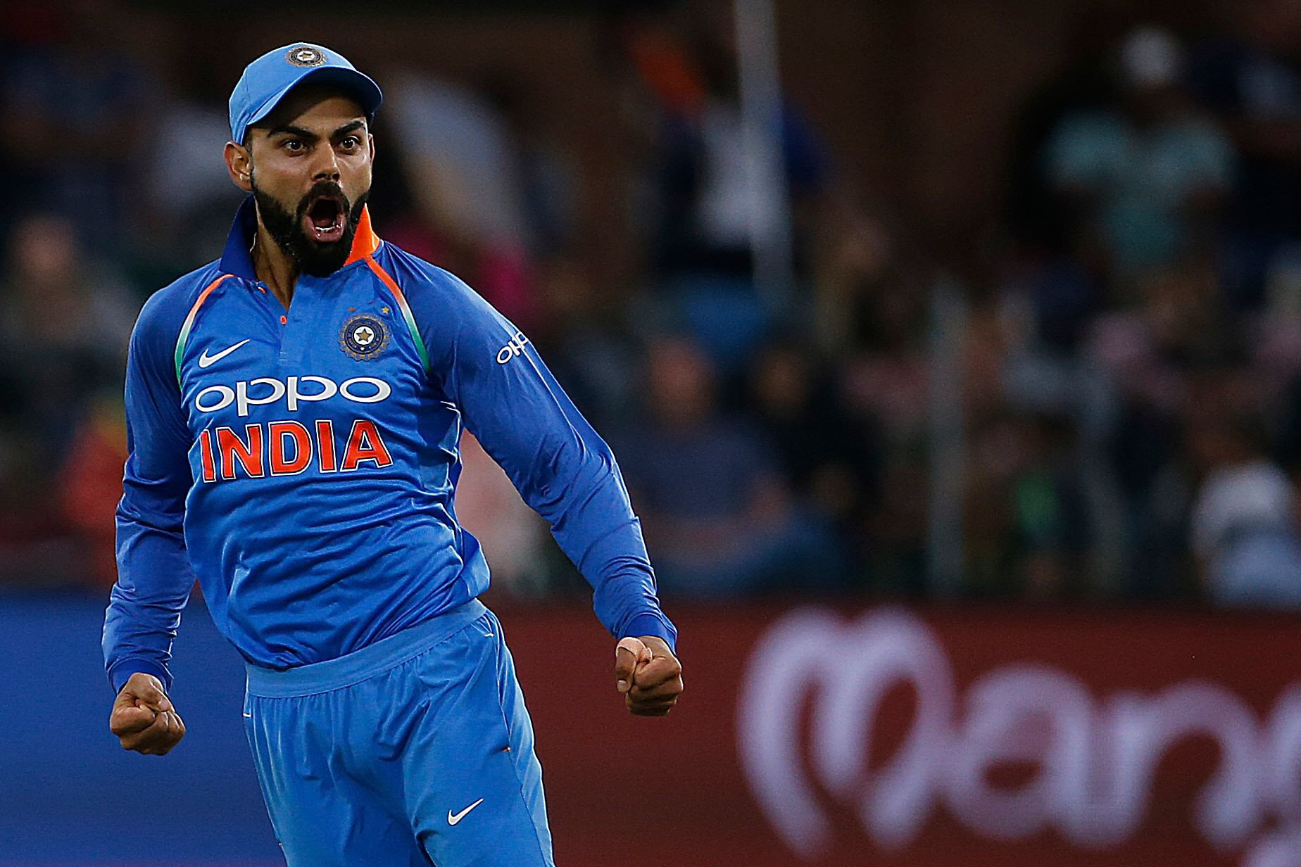 kohli believes india can now eye the 2019 world cup with more confidence after their series win against south africa photo afp