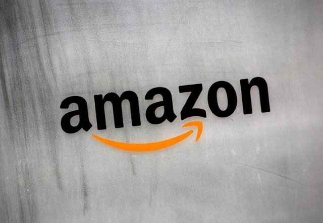 amazon 039 s logo is seen at amazon japan 039 s office building in tokyo japan august 8 2016 photo reuters